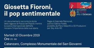 Gisetta Fioroni, il pop sentimentale