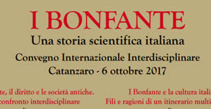 I Bonfante Una storia scientifica Italiana