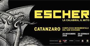 Escher, la Calabria, il mito