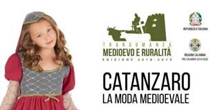Catanzaro: la moda medievale