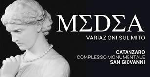 MEDEA variazioni sul mito. Teatro di Calabria Aroldo Tieri.