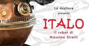 Italo, il robot di Massimo Sirelli